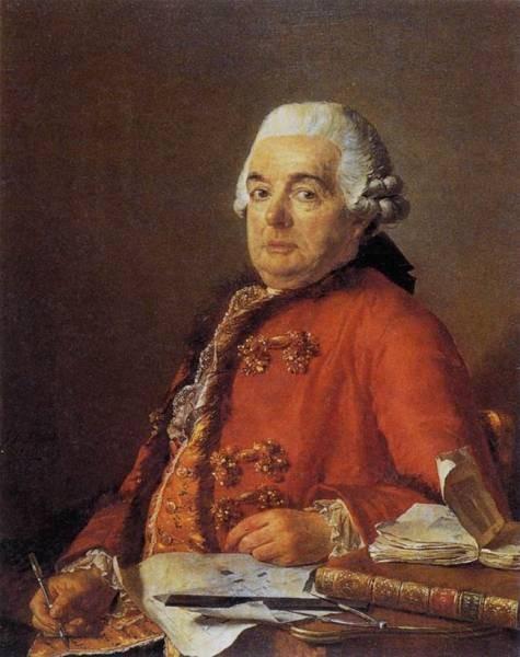 Portrait of Jacques Francois Desmaisons